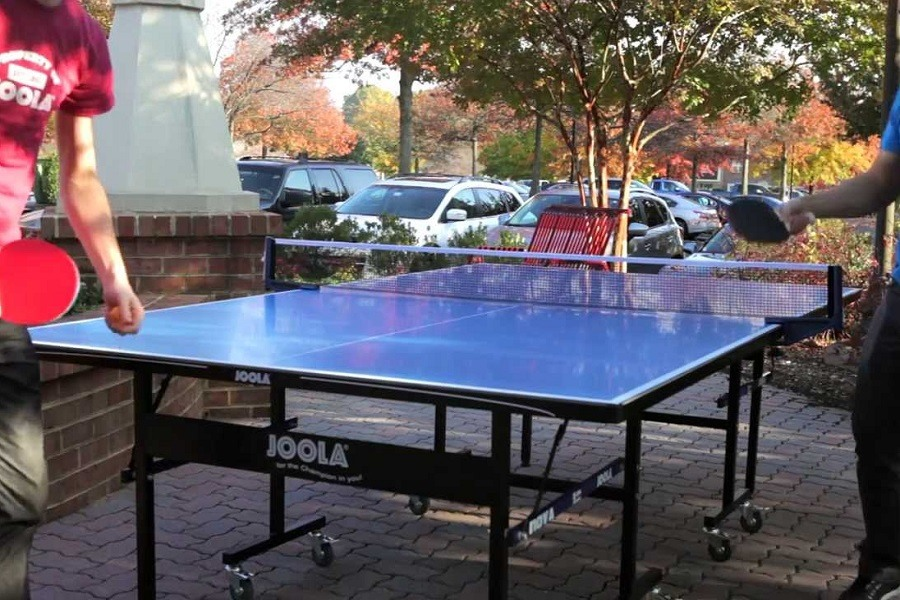 JOOLA Table Tennis Table Review