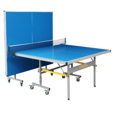 Stiga Outdoor Table Tennis Table - Vapor On White Background